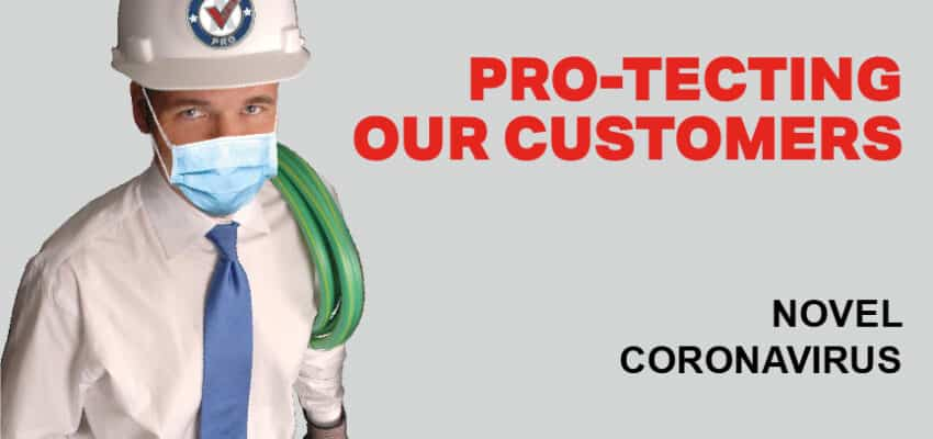 Pro-tecting Our Customers